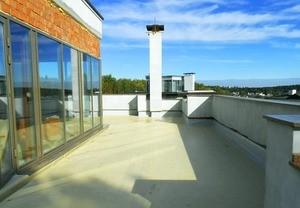 Материалы для гидроизоляции эксплуатируемой крыши