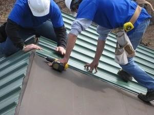 ЭПДМ мембрана для крыши из профнастила