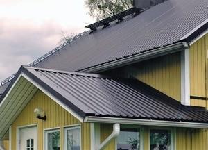 Гидроизоляция крыши из профнастила: особенности и методы