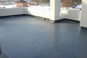 Технология мембранной гидроизоляции эксплуатируемой крыши