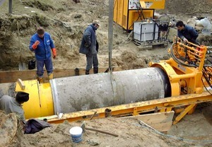 пособы и технологии прокладки газопровода под землей