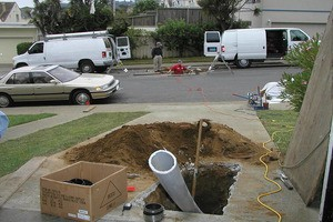 Способы и технологии прокладки водопровода под землей