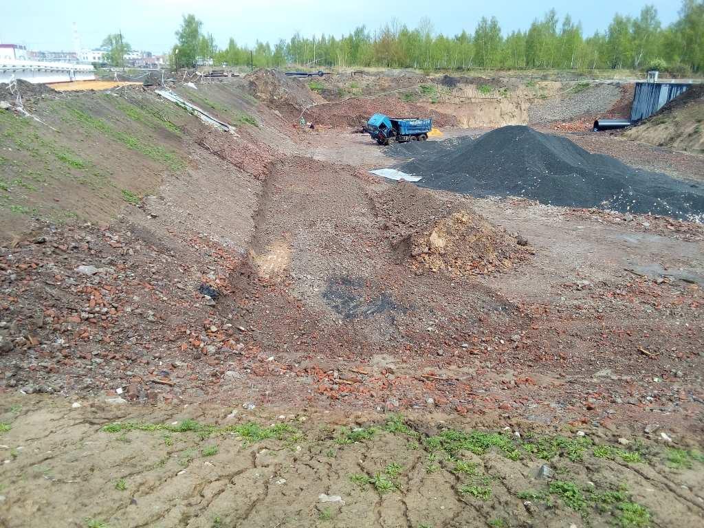 Гидроизоляция резервуаров очистных сооружений (Тульская область)